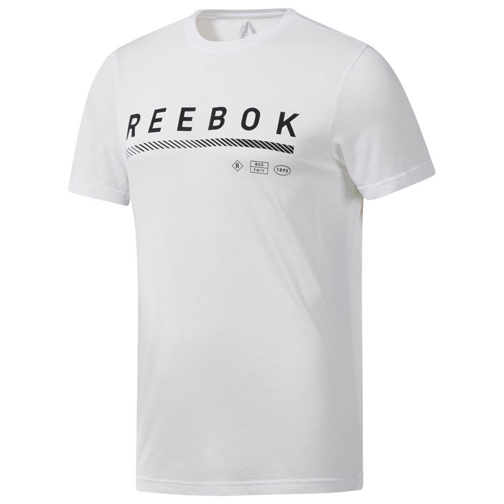 Reebok Ανδρική κοντομάνικη μπλούζα